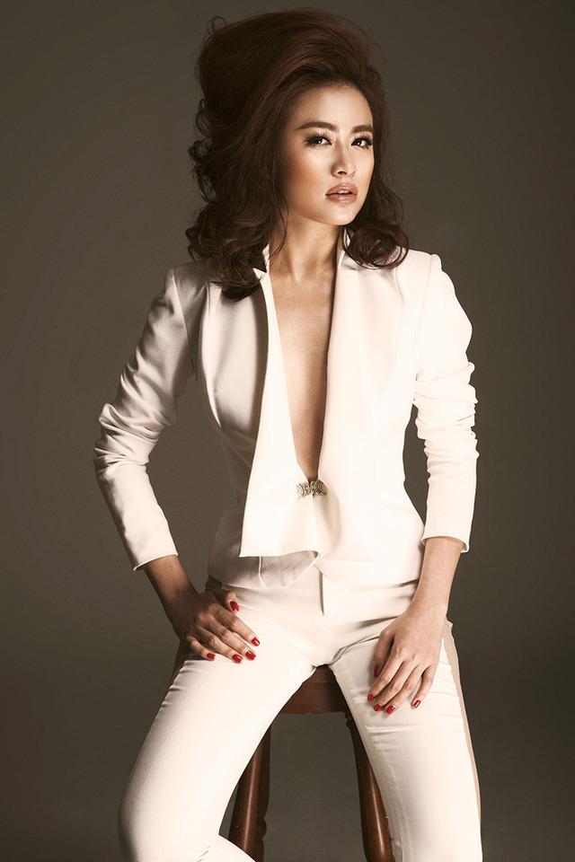 Hoàng Thùy Linh phá bỏ mọi giới hạn tại chung kết Vietnams Next Top Model 2016 - Ảnh 1.