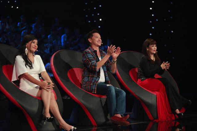 Hoán đổi: Không chịu thua bạn gái Á hậu, Huỳnh Anh ẵm 50 triệu đồng giải thưởng - Ảnh 1.