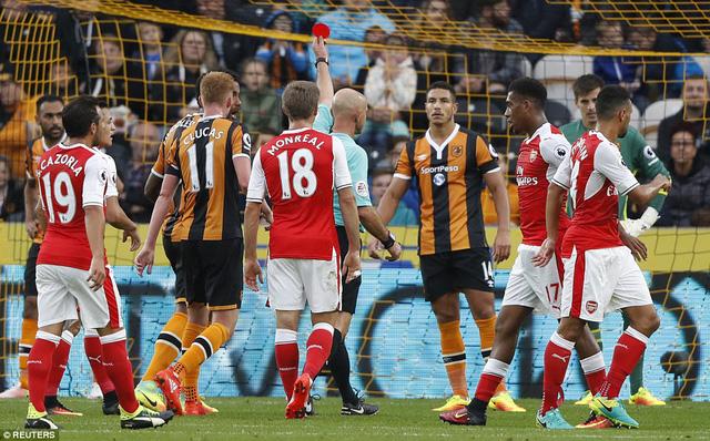 Sanchez lập cú đúp, Arsenal thắng dễ Hull City - Ảnh 2.