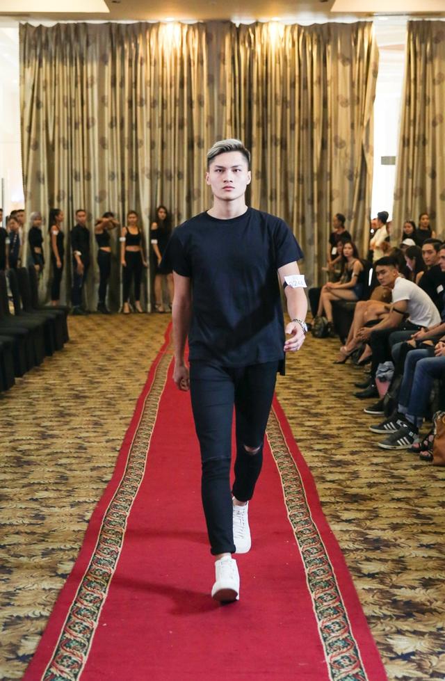 Top 18 VNTM nô nức casting người mẫu Tuần lễ thời trang quốc tế Việt Nam - Ảnh 15.