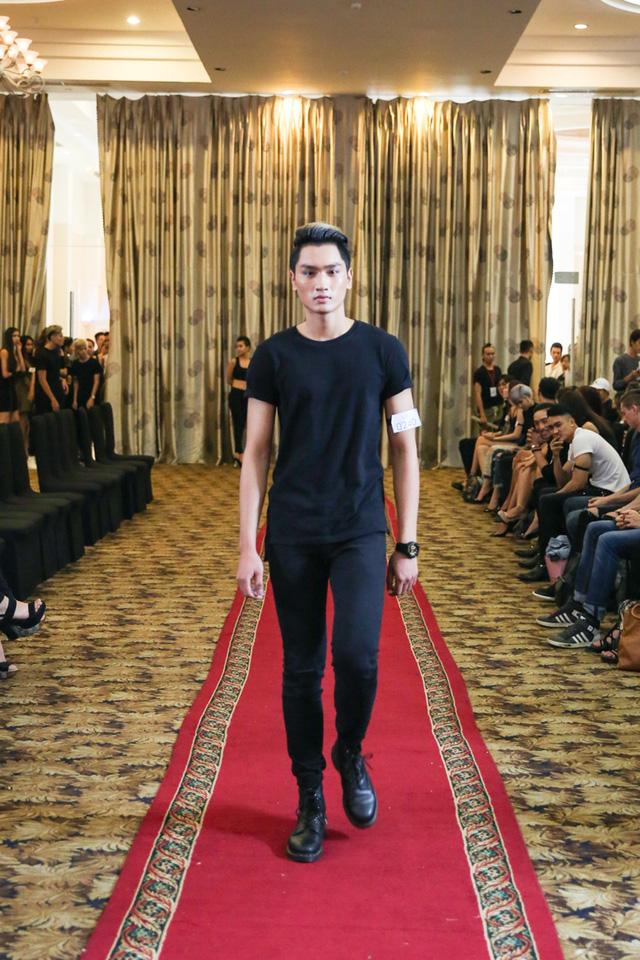 Top 18 VNTM nô nức casting người mẫu Tuần lễ thời trang quốc tế Việt Nam - Ảnh 14.