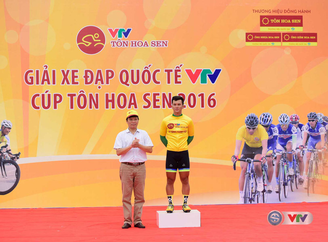Ảnh: Khoảnh khắc ấn tượng chặng 7 Giải xe đạp quốc tế VTV - Cúp Tôn Hoa Sen 2016 - Ảnh 6.