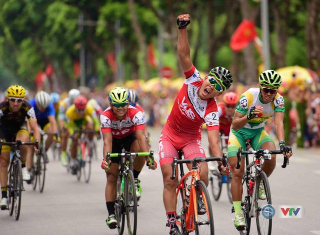Ảnh: Những khoảnh khắc đẹp chặng 10 Giải xe đạp quốc tế VTV - Cúp Tôn Hoa Sen 2016 - Ảnh 9.