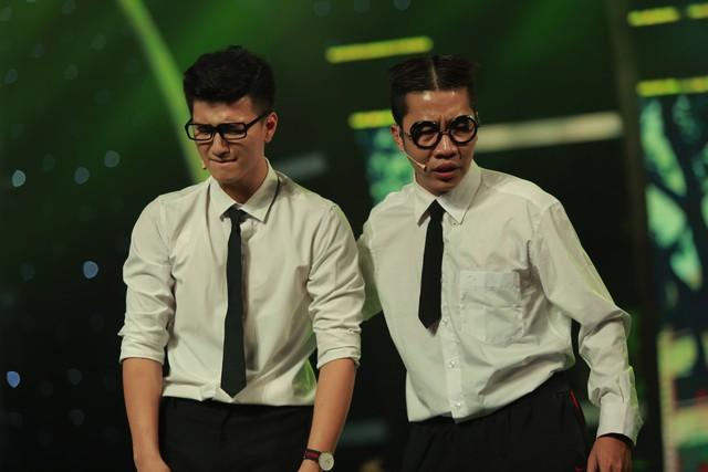 Hoán đổi: Không chịu thua bạn gái Á hậu, Huỳnh Anh ẵm 50 triệu đồng giải thưởng - Ảnh 2.