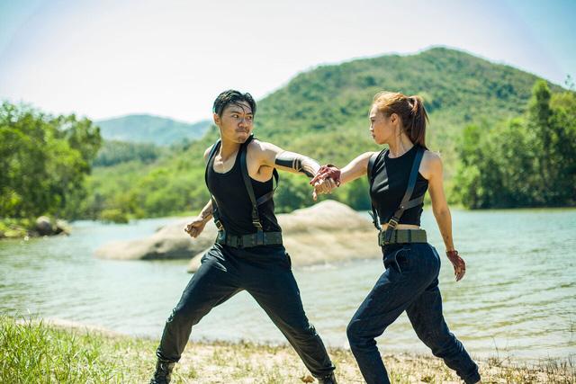 Sau vai Cám, Lan Ngọc khiến khán giả phát sốt khi hóa thân đả nữ - Ảnh 1.