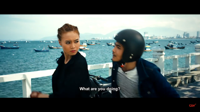 Sau vai Cám, Lan Ngọc khiến khán giả phát sốt khi hóa thân đả nữ - Ảnh 2.