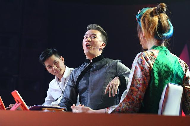 Bước nhảy ngàn cân: Trấn Thành bị Hari Won, Đàm Vĩnh Hưng hợp lực phản công - Ảnh 11.