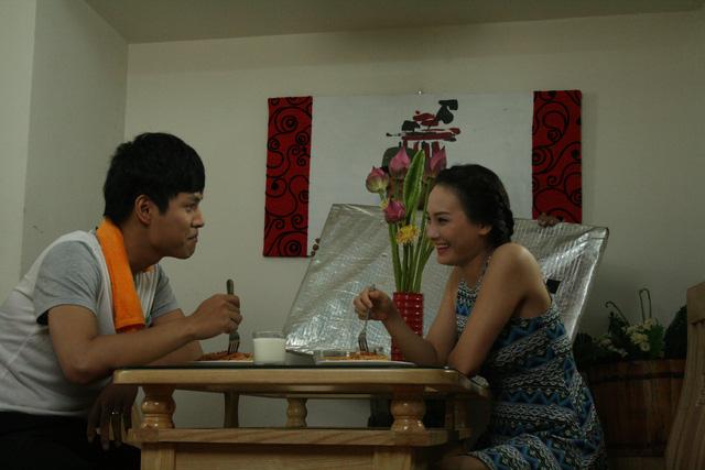 Dở khóc dở cười với cặp vợ chồng hờ trong phim Hợp đồng hôn nhân - Ảnh 6.