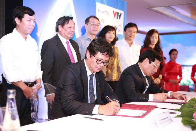 VTV và Bộ VHTTDL đẩy mạnh quảng bá du lịch Việt Nam - Ảnh 1.