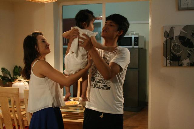 Phim mới Hợp đồng hôn nhân - Đánh dấu sự trở lại của NSND, ĐD Khải Hưng - Ảnh 1.