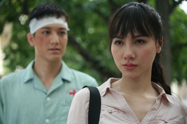 MC Minh Hà và cú tát mạnh trong Lựa chọn cuối cùng - Ảnh 2.