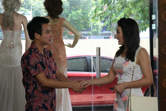 Dở khóc dở cười với cặp vợ chồng hờ trong phim Hợp đồng hôn nhân - Ảnh 2.