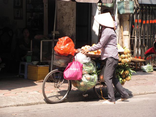 Hà Nội và những gánh hàng rong trên phố - Ảnh 9.