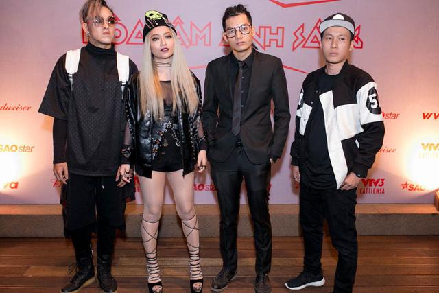 Dàn thí sinh The Remix 2017 chính thức ra mắt - Ảnh 11.
