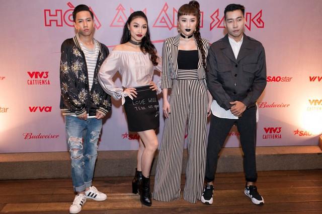 Dàn thí sinh The Remix 2017 chính thức ra mắt - Ảnh 2.