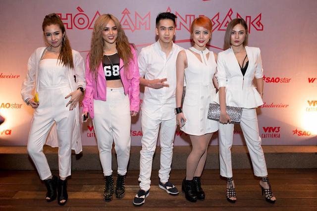 Dàn thí sinh The Remix 2017 chính thức ra mắt - Ảnh 7.
