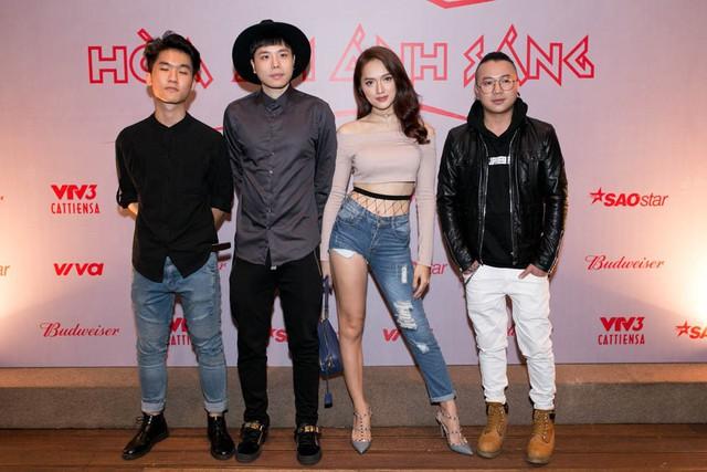 Dàn thí sinh The Remix 2017 chính thức ra mắt - Ảnh 1.