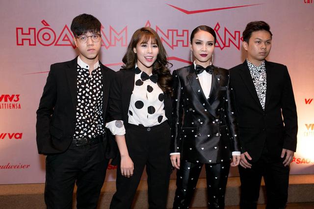 Dàn thí sinh The Remix 2017 chính thức ra mắt - Ảnh 3.
