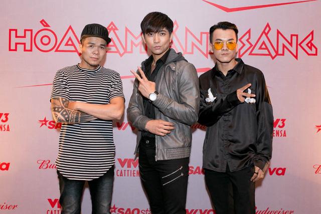 Dàn thí sinh The Remix 2017 chính thức ra mắt - Ảnh 9.