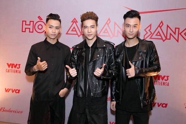 Dàn thí sinh The Remix 2017 chính thức ra mắt - Ảnh 5.