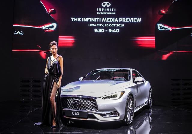 Dàn siêu xe đẳng cấp quy tụ tại Triển lãm ô tô quốc tế Việt Nam 2016 - Ảnh 10.