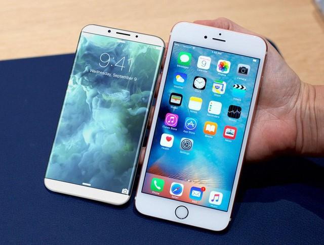 iPhone 8 sẽ có vỏ thép tráng bóng, thêm bản 5,8 inch - Ảnh 2.