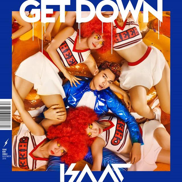 Isaac hóa chàng trai nổi loạn trong MV Get down - Ảnh 7.