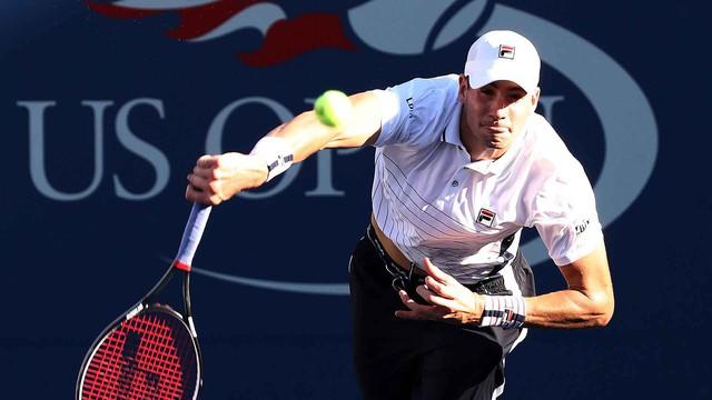 Vòng 1 US Open 2016: Nadal, Cilic thắng nhàn, Isner suýt thua - Ảnh 3.