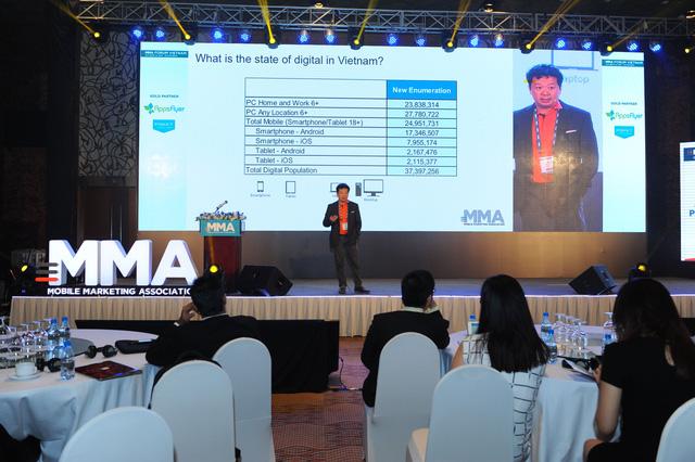 Diễn đàn Mobile Marketing Việt Nam lần thứ 5: Tiếp thị di động – Mở lối thành công - Ảnh 2.