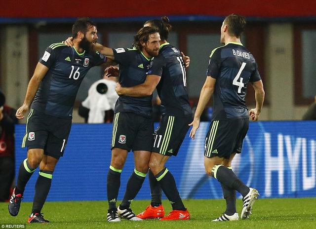 Vòng loại World Cup 2018: Áo 2 - 2 Xứ Wales: Arnautovic giúp Áo giành lại một điểm - Ảnh 2.