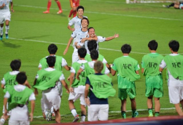 Chung kết U19 châu Á 2016: Nhật Bản khao khát chức vô địch lịch sử - Ảnh 1.