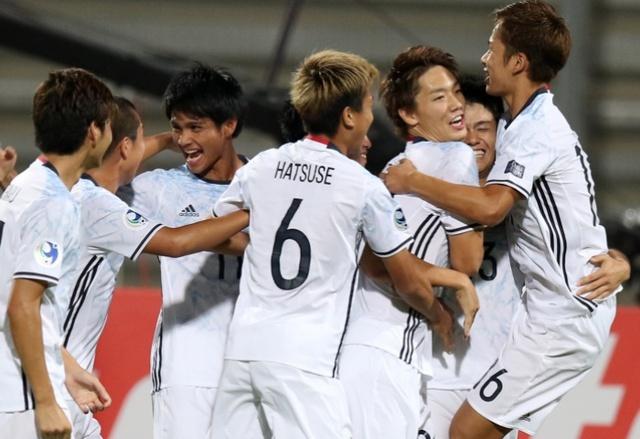 HLV U19 Nhật Bản, Uchiyama: Chúng tôi rất tự tin và chơi bóng theo cách mình muốn - Ảnh 1.