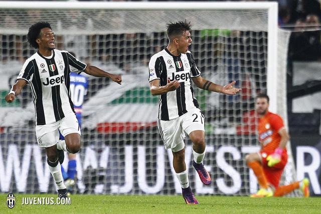 VIDEO, Juventus 2-1 Udinese: Người hùng Dybala - Ảnh 1.
