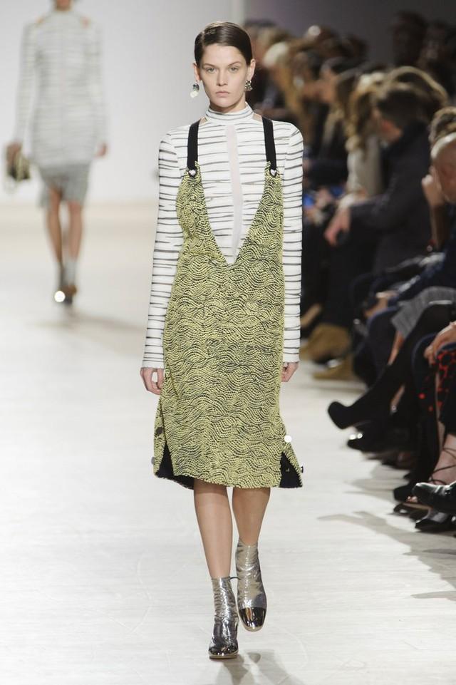 Săm soi 10 xu hướng Thu - Đông ở các Tuần lễ thời trang - Ảnh 16.