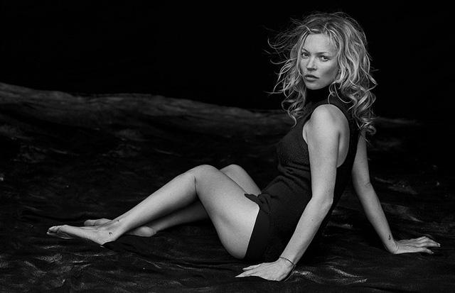 Kate Moss: Vẫn hoang dã và ngỗ ngược - Ảnh 6.
