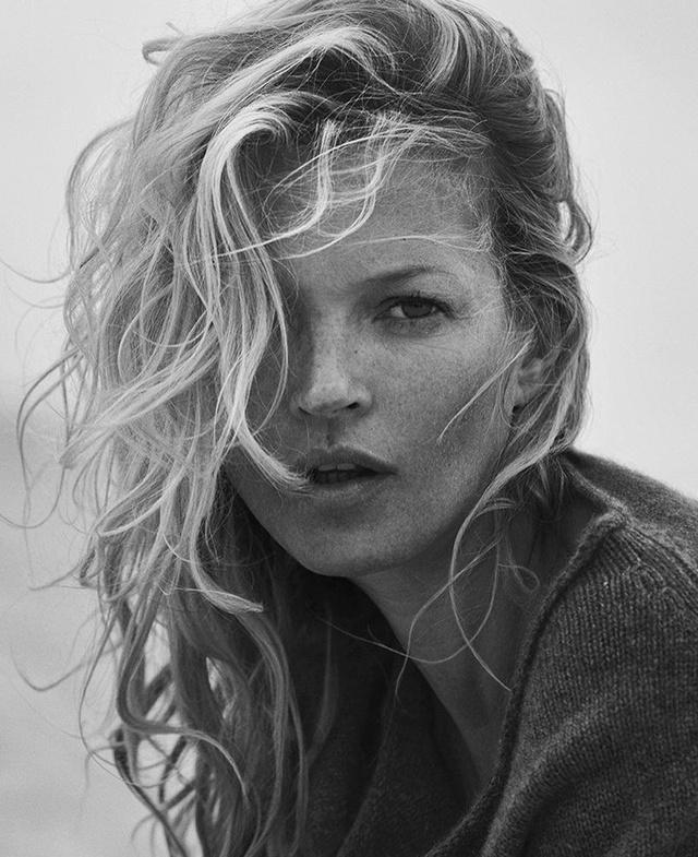 Kate Moss: Vẫn hoang dã và ngỗ ngược - Ảnh 3.