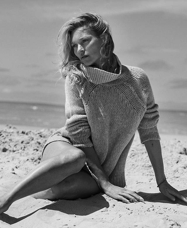Kate Moss: Vẫn hoang dã và ngỗ ngược - Ảnh 5.