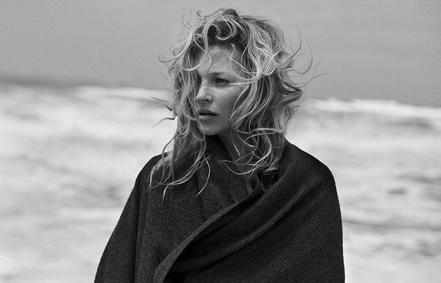 Kate Moss: Vẫn hoang dã và ngỗ ngược - Ảnh 9.