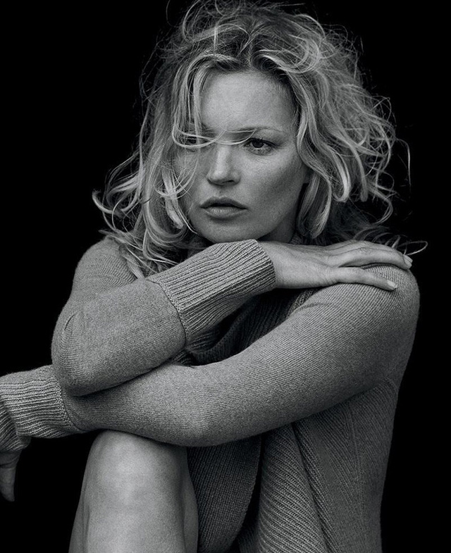 Kate Moss: Vẫn hoang dã và ngỗ ngược - Ảnh 12.