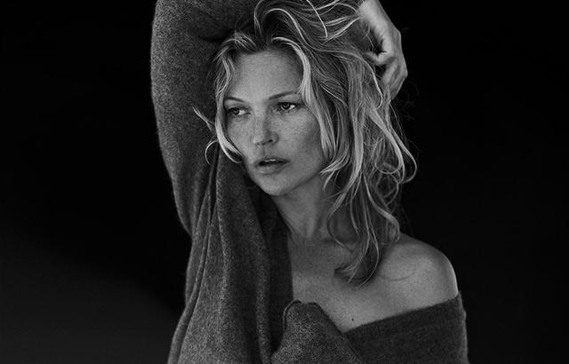 Kate Moss: Vẫn hoang dã và ngỗ ngược - Ảnh 13.