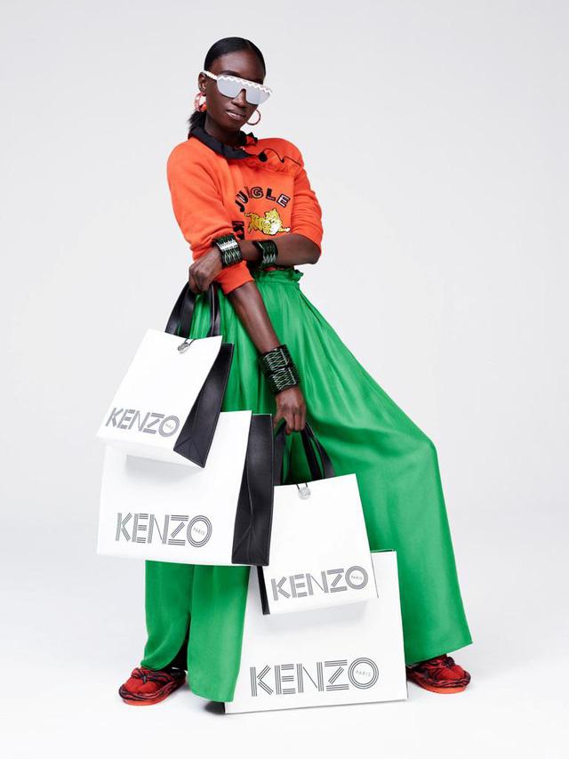 Xu hướng kết hợp thương hiệu của các hãng thời trang - Ảnh 2.