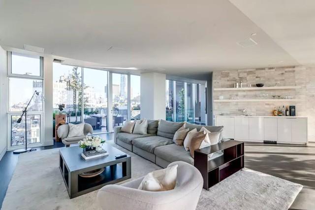 Khám phá căn hộ Penthouse siêu sang của Kim Kardashian - Ảnh 6.
