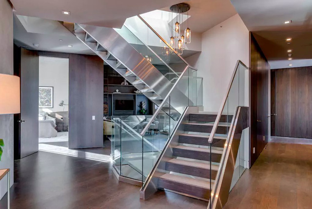 Khám phá căn hộ Penthouse siêu sang của Kim Kardashian - Ảnh 25.