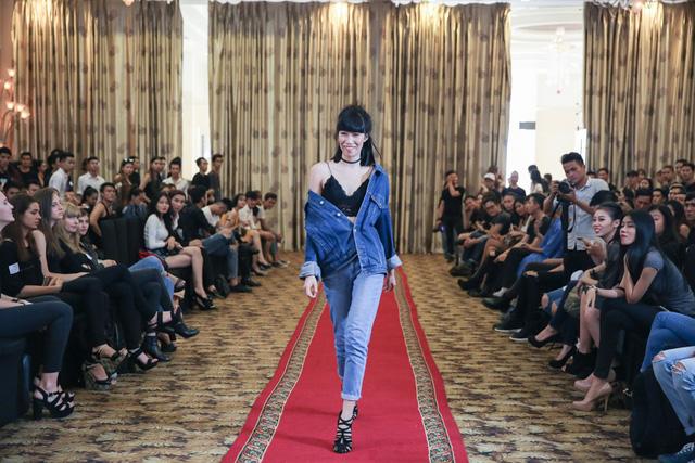 Top 18 VNTM nô nức casting người mẫu Tuần lễ thời trang quốc tế Việt Nam - Ảnh 25.