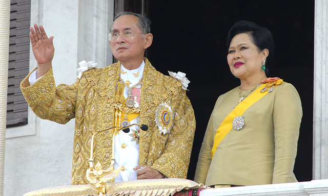 Vua Bhumibol Adulyadej - Biểu tượng của tinh thần đoàn kết của đất nước Thái Lan - Ảnh 1.