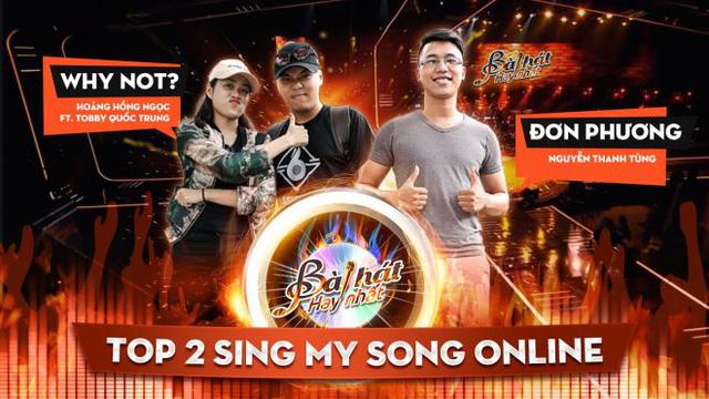 Sing My Song: Công bố các ứng viên đầu tiên vào vòng ghi hình chính thức - Ảnh 1.