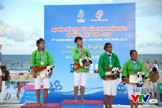ABG 5-2016: Đoàn thể thao Việt Nam lập cú đúp HCV ở môn Kurash - Ảnh 2.