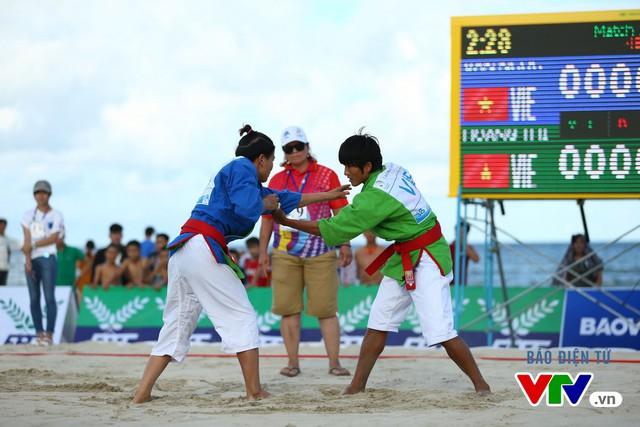 ABG 5-2016: Đoàn thể thao Việt Nam lập cú đúp HCV ở môn Kurash - Ảnh 1.