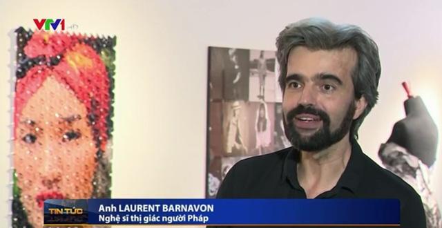 Nghệ sĩ Pháp đam mê nghệ thuật gấp giấy Việt Nam - Ảnh 1.
