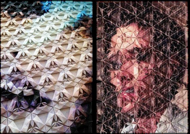 Nghệ sĩ Pháp đam mê nghệ thuật gấp giấy Việt Nam - Ảnh 2.